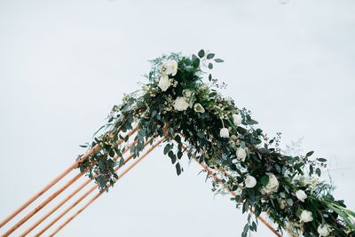 Sarasota wedding -Jennifer Matteo Event Planning - Sarasota Wedding Planner - custom arbor