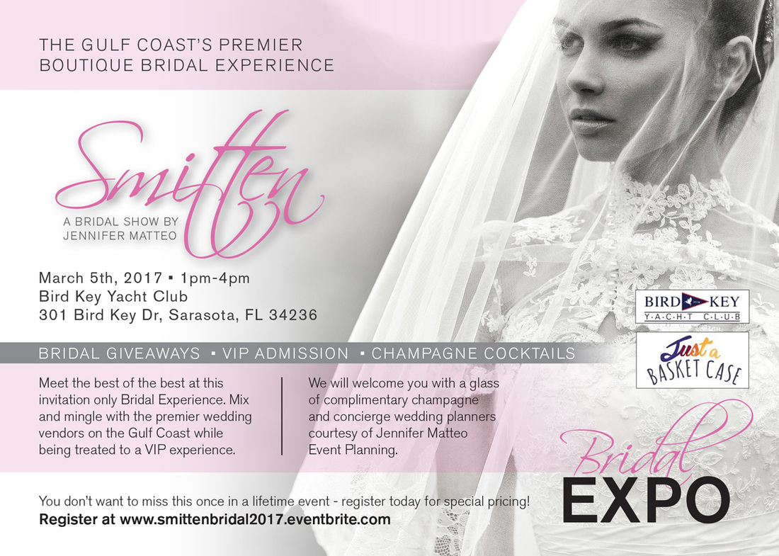 Jennifer Matteo Bridal Show & Expo Bird Key Yacht Club Sarasota Florida 2017
