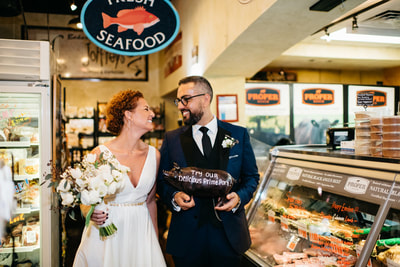 Sarasota wedding -Jennifer Matteo Event Planning - Sarasota Wedding Planner - Morton's Gourmet Market